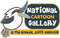 National Cartoon Gallery Logo 200x125